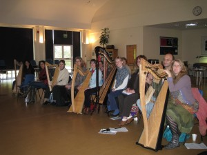 Int'l Harp Therapy CONVERGENCE in the UK