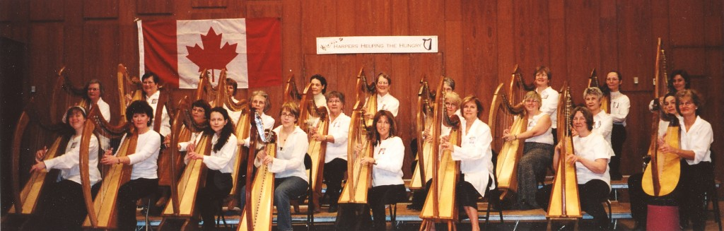 World Harp Orchestra - Int'l Harp Therapy Program
