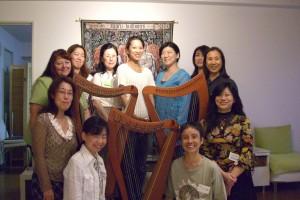 2007 Class - Tokyo, Japan