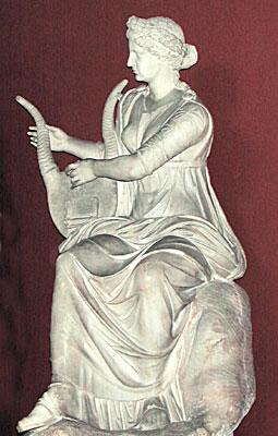 Erato-Muse