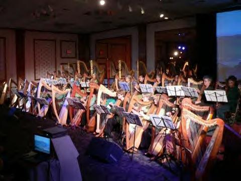 World Harp Orchestra - Int'l Harp Therapy Program